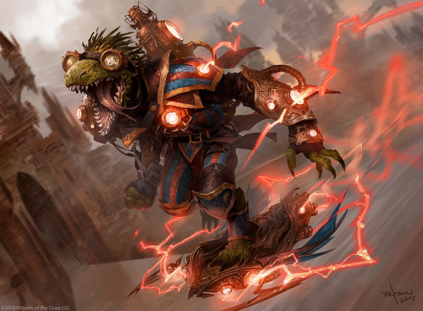 Tasha's Cauldron Of Everything: The Armorer Artificer Receives Final Print In Wizards Of The Coast's Newest Rules Expansion