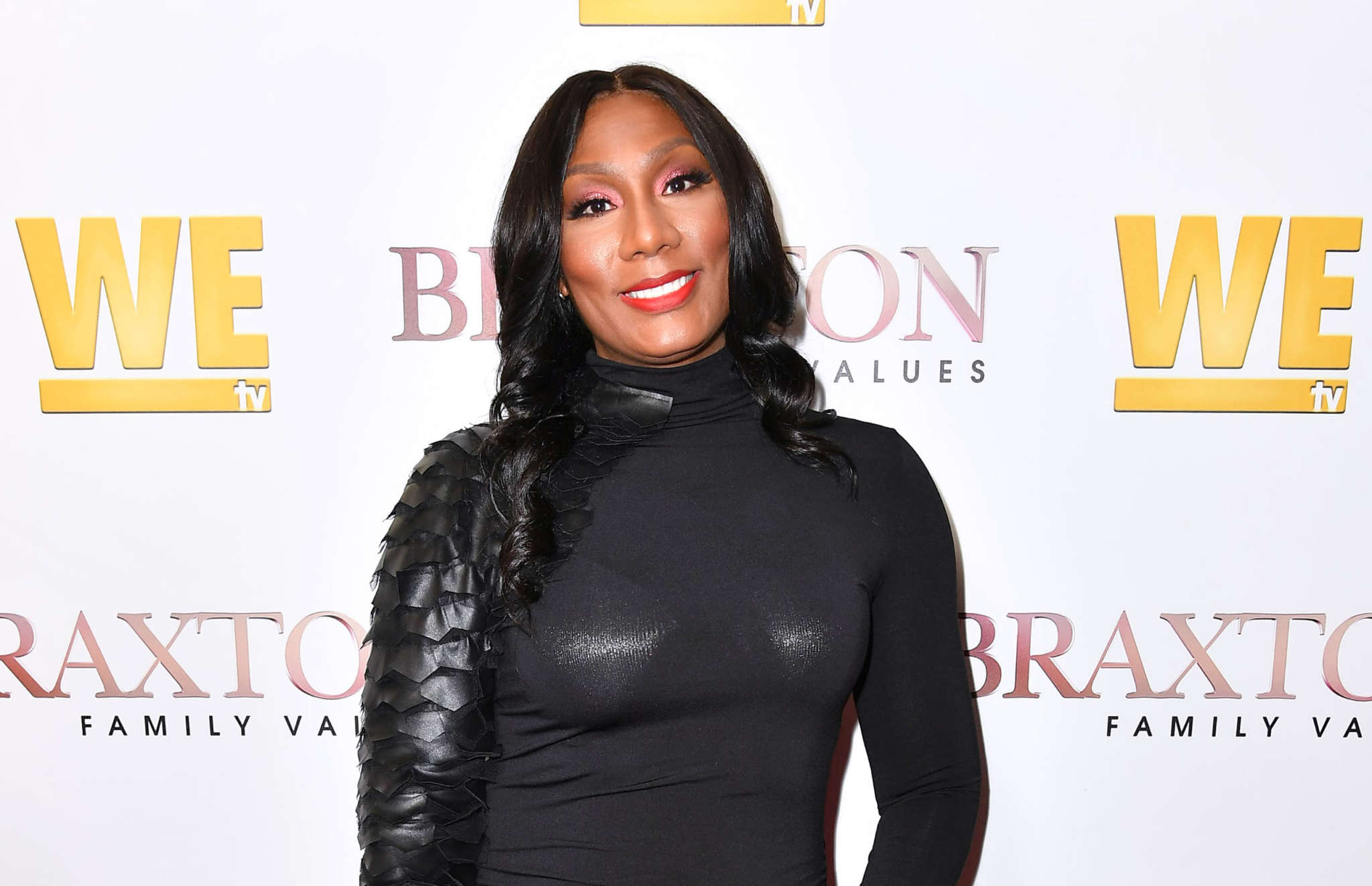 Towanda Braxton Shared A Video From An Amazing And Fun Wedding She Attended