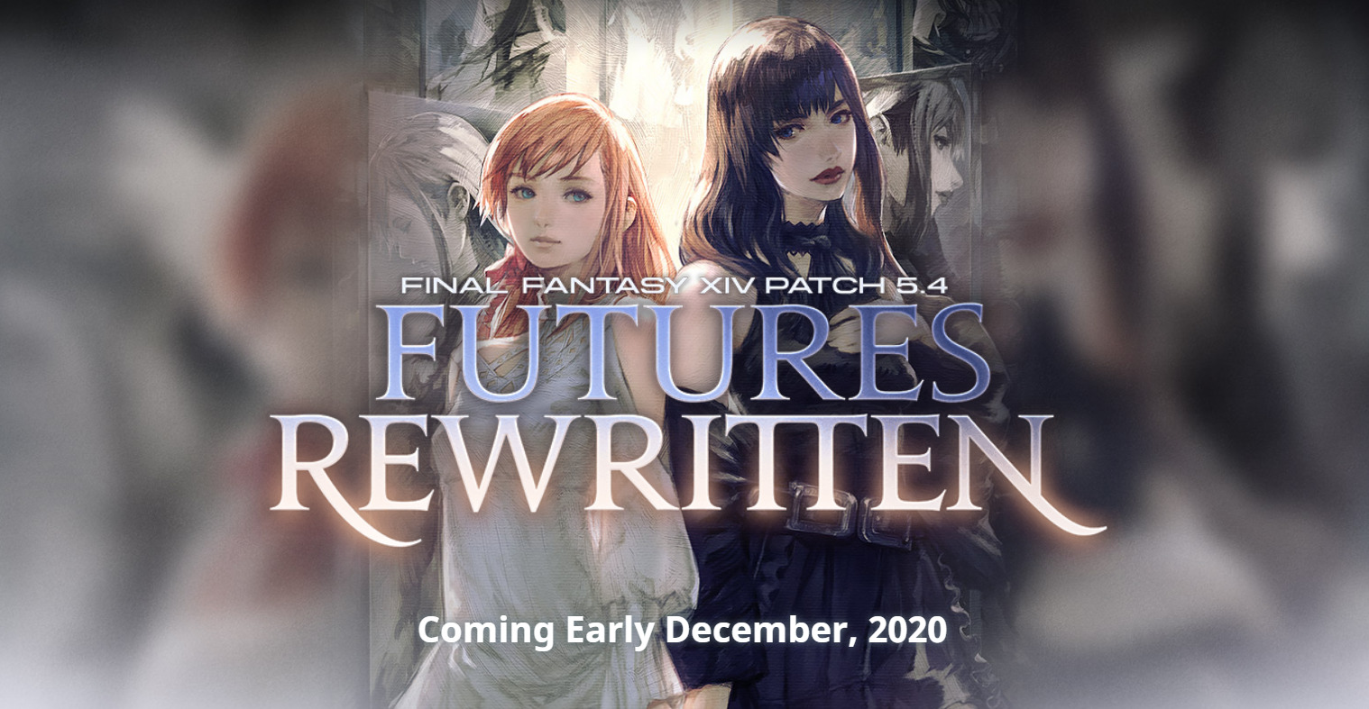 The Next Final Fantasy 14 Patch, Coming In Early December, Will Be Entitled Futures Rewritten