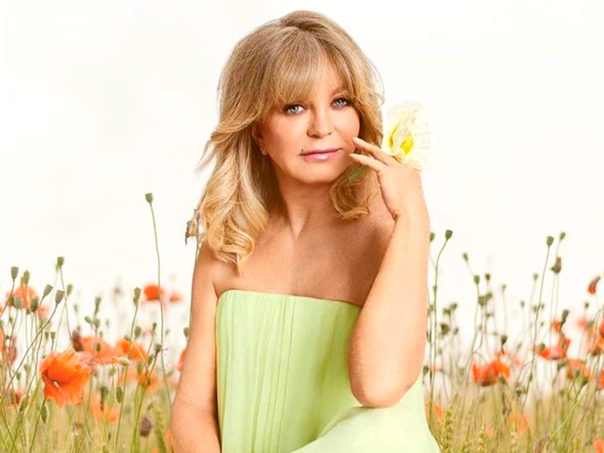 Goldie Hawn Talks Wisdom And Aging As She Celebrates Her 75th Birthday