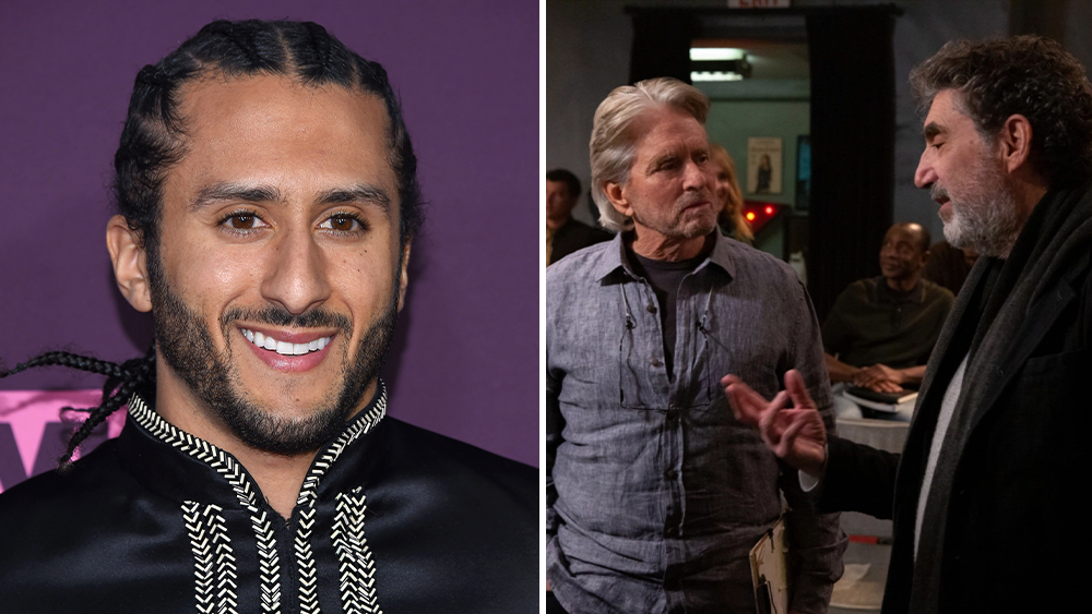 Netflix's Colin Kaepernick Limited Series, 'The Kominsky Method' Both Hit By Covid Cases; Production Not Impacted